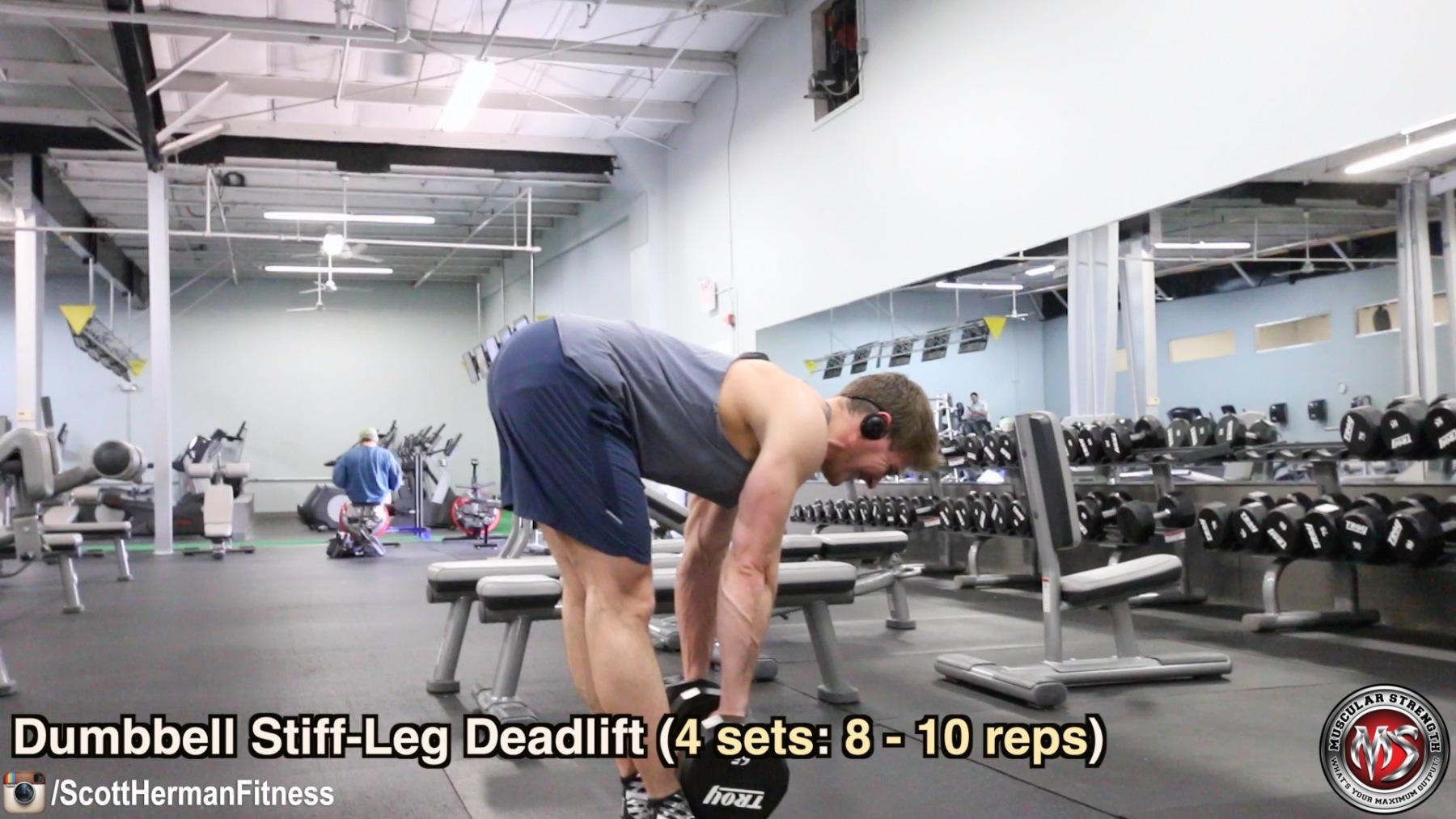 dumbbell-stiff-leg-deadlift