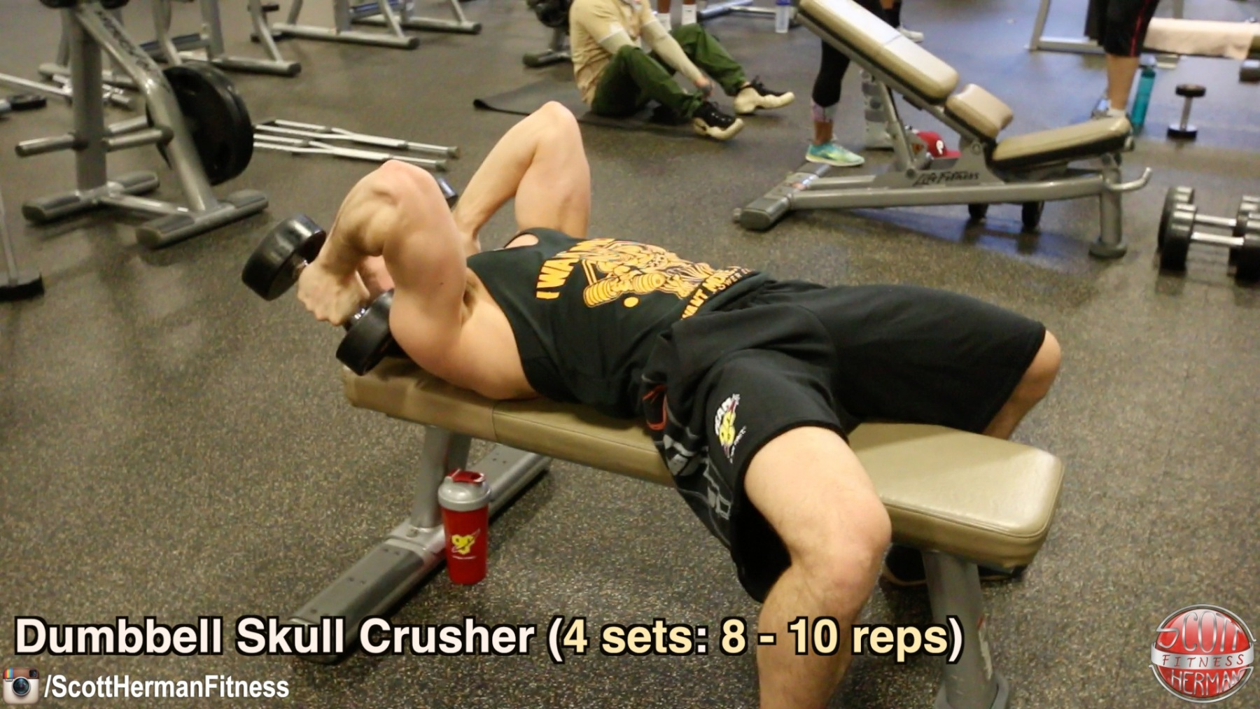 dumbbell-skull-crusher